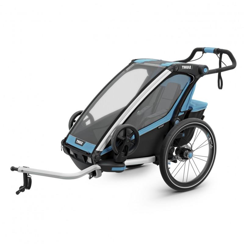 Thule Chariot Sport 1 - Bike set